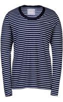 Sacai Long Sleeve Tshirt - Lyst