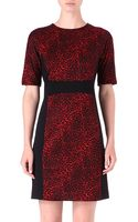 Michael Kors Michael Kors Side Panel Dress - Lyst