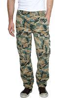 Levi's Levis Camouflage Ace Cargo Pants - Lyst