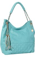 Big Buddha Adair Quilted Tote Bag - Lyst
