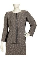 Lafayette 148 New York Bijoux Tweed Bentley Jacket Womens - Lyst