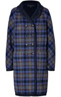Marc By Marc Jacobs Wool Gable Coat   - Lyst
