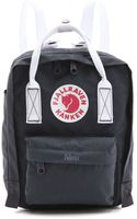 Fjallraven Kanken Mini Backpack Ox Redroyal Blue - Lyst