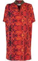 Mary Portas Wallpaper Shirt Dress - Lyst