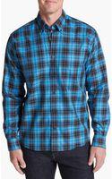 Cutter & Buck North Van Regular Fit Sport Shirt - Lyst