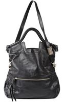 Foley + Corinna Mid City Tote Black - Lyst