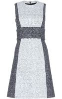 Proenza Schouler Tweed Dress - Lyst
