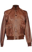 D'amico Jacket - Lyst