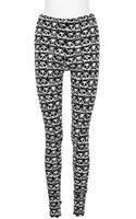 Jeremy Scott Leggings - Lyst