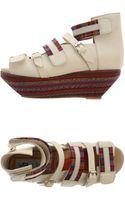 B Store Sandals - Lyst