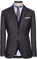 Mango Straightfit Suit Blazer - Lyst
