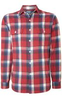 Polo Ralph Lauren Classic Twill Large Check Shirt - Lyst