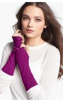 Echo Seasonless Fingerless Gloves - Lyst