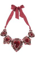 Lanvin Babylon Oversized Choker Necklace - Lyst