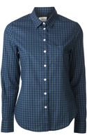Boy by Band Of Outsiders Easy Button Down Shirt - Lyst