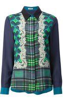 Emma Cook Silk Shirt - Lyst