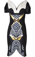 Peter Pilotto Vera Dress - Lyst