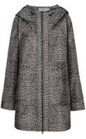 Stella McCartney Studio Parka - Lyst