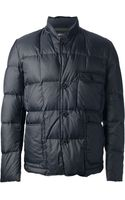 Paul Smith Padded Jacket - Lyst