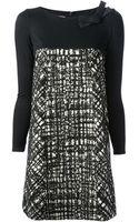 Paule Ka Print Dress - Lyst