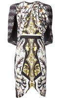 Peter Pilotto Arrow Dress - Lyst