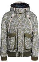 White Mountaineering Jacket - Lyst