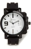 21men Square Analog Watch - Lyst