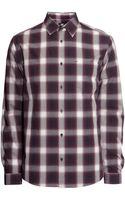 H&M Cotton Shirt - Lyst