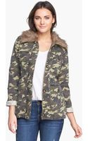 Kut From The Kloth Nolan Camo Print Jacket - Lyst