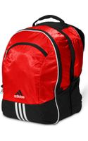 Adidas Striker Backpack - Lyst
