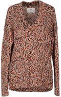 Day Birger Et Mikkelsen Long Sleeve Sweater - Lyst