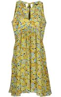 Tara Jarmon Short Dress - Lyst