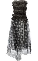 Tao Comme Des Garcons Archive Polka Dot Dress - Lyst