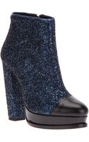 Markus Lupfer High Heel Ankle Boot - Lyst