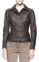 Belstaff Colby New Waxed Cotton Jacket - Lyst
