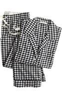 J.Crew Pajama Set in Gingham Flannel - Lyst