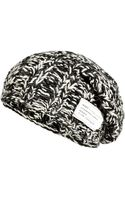 Marc By Marc Jacobs Merino Wool Hat  - Lyst