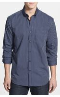 Cutter & Buck Axton Regular Fit Sport Shirt - Lyst