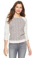 Gap Dot Embellished Pullover - Lyst