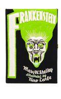 Olympia Le-Tan Frankenstein Felt Box Clutch - Lyst