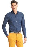 Tommy Hilfiger Slim Fit Shirt - Lyst