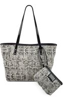 Nine West Show Stopper Medium Shopper - Lyst