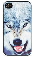 Blissfulcase Wild Wolf Iphone 4s and Iphone 4 Case - Lyst