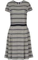 Dior Kneelength Dress - Lyst