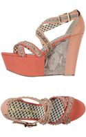 Jessica Simpson Wedge - Lyst