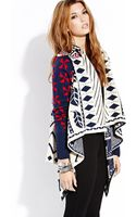 Forever 21 Cozy Time Cardigan - Lyst