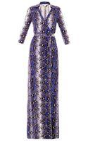 Diane Von Furstenberg Abigail Dress - Lyst