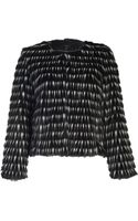 Aftershock Robyn Faux Fur Jacket - Lyst