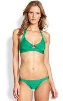 Hervé Léger Two Piece Bandage Bikini - Lyst