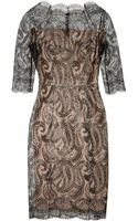 Erdem Anna Lace Dress - Lyst